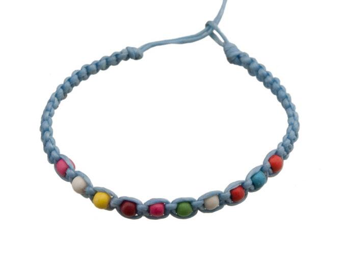 bracelet bresilien perles