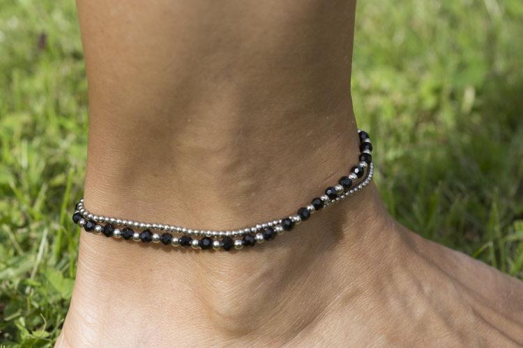 bracelet cheville bresilien