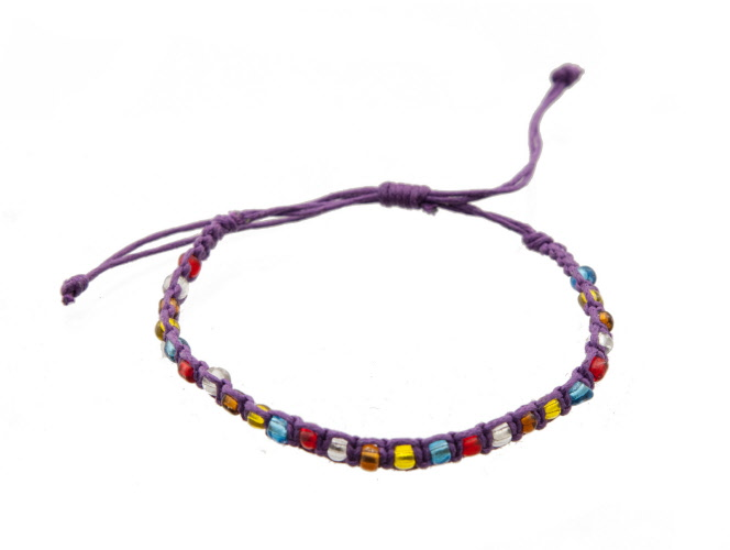 Bracelet bresilien bracelet de l 39 amitie bijoux ethnique exclusivement des produits fait main - Longueur fil bracelet bresilien ...